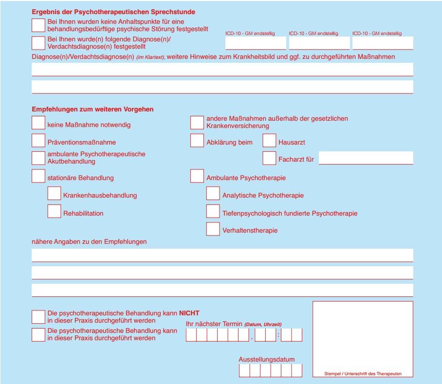 2 - Antrag Kostenubernahme Krankenkasse Muster